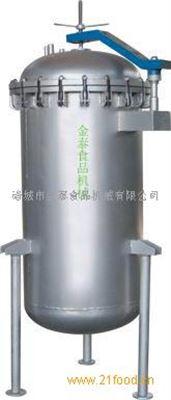 碳钢手动立式蒸煮罐