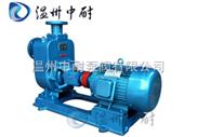 ZW型-ZW型自吸式无堵塞排污泵