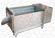 DST-6L-大型淮山脱皮机,生姜脱皮机,红薯脱皮机,土豆脱皮机,根茎类清洗机