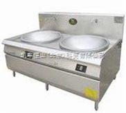 不锈钢厨房设备|电磁四眼煲仔炉