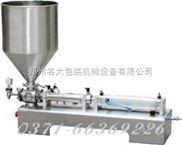 粘稠膏体灌装机 锚固剂灌装机 乳胶灌装机