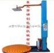 全自动压盘缠绕机预拉伸缠绕机广州裹包机