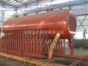 1吨DZL单锅筒燃煤热水锅炉