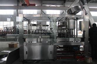 CGF32-24-8玻璃瓶三、四旋盖饮料生产线