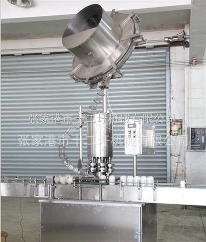 矿泉水瓶自动旋盖机