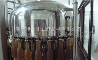 CGF系列常压灌装三(二)合一瓶装生产线