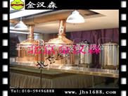 300升-天津微型自制啤酒設備 * 金漢森廠家