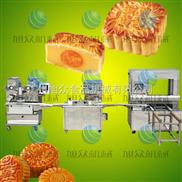 月餅機生產線,蘇式月餅生產線,全套月餅機設備