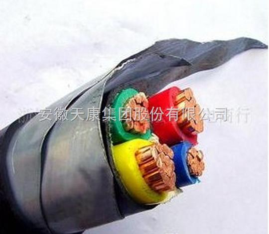 ZR-VV22 3*95+1+70阻燃电力电缆