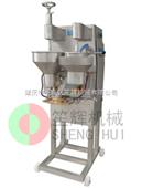供应包心肉丸机,鱼排蟹饼成型机,多功能火锅料成型机XB-500