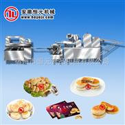 酥饼成型机组HYSP-III 酥饼机 糖酥饼机 酥皮月饼机