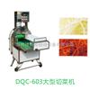 DQC-603台湾进口多功能变频切菜机 便捷式大型切片机中央厨房设备