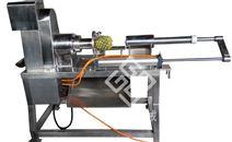不锈钢菠萝去皮捅芯机器