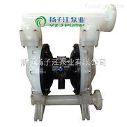 扬子江QBY塑料气动隔膜泵