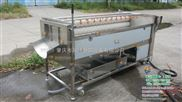 PX-1500-高压喷淋式葛根清洗机 果蔬机械 葛根清洗去皮机