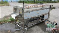PX-1500高压喷淋式葛根清洗机 果蔬机械 葛根清洗去皮机