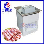 供应厂家加大型立式鲜肉机 牛肉切片切丝机