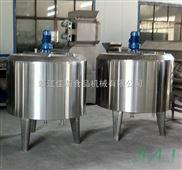 冷热缸/不锈钢储罐/加热保温罐/配料罐