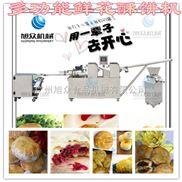 鲜花酥饼机设备