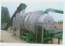 福建大型石英砂烘干机全套设备价格