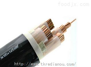 WDZ-BPYJEP-3*35+3*10低烟无卤铜丝屏蔽变频电缆
