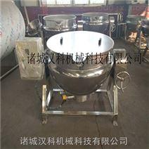 300型食堂用蒸煮多功能电加热夹层锅