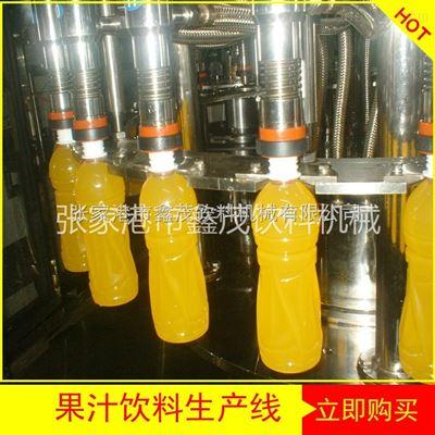 乳品类饮料生产线