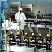 三源全自动酱油液体灌装机