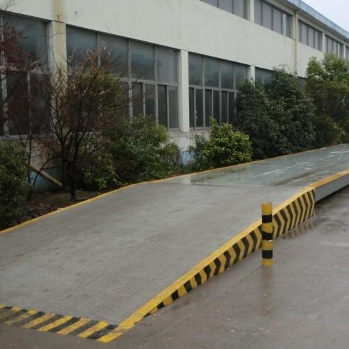 上海防爆电子汽车衡汽车地磅