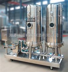 多用途水处理设备~双桶高分子片式过滤机