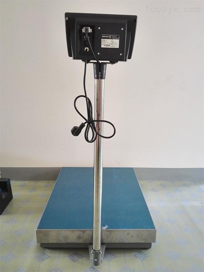 100kg电子台秤 三色报警电子秤