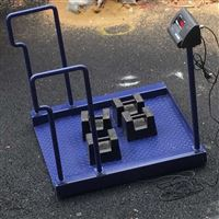 XK3190-A27上海医用轮椅秤带打印台秤