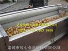 fx-1500土豆毛辊清洗去皮机