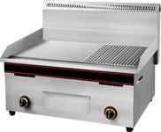 不锈钢厨房设备台式燃气扒炉