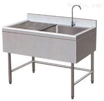 供應不銹鋼單眼瀝水池,不銹鋼廚房設備