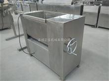 JB-100型诸城不锈钢小型肉馅搅拌机