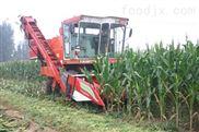 厂家低价供应自走式玉米秸秆青贮机 自走式玉米联合收获机