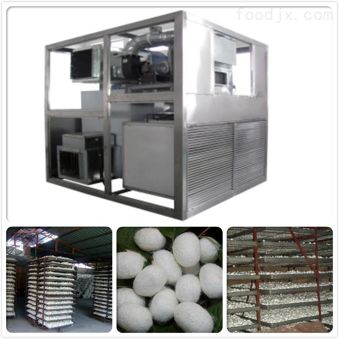 商用高温热泵循环热风烘干机组设备 小型 蚕茧烘干机箱式烘干燥房