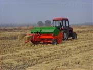 科阳牌行走式小麦秸秆打捆机
