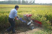 自动玉米秸秆收割机 玉米秸秆割晒机价格 小型玉米割晒机批发