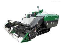 時風-金鷹4LZ-2型履帶式全喂入水稻聯合收割機