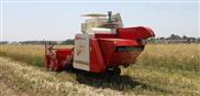 奇瑞-谷王4LZ-2.5高端普通型水稻收割机