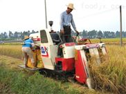 奇瑞-谷王4LB-150半喂入水稻收割机
