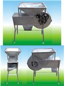 大豆清选机【粮食清理设备】玉米、小麦用的清粮机,小型农用