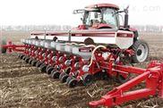 三行小麦播种机