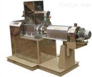 中小型玉米饲料膨化机饲料加工设备漂浮饲料膨化机