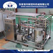 JQ-5T-果汁飲料生產線板式殺菌機