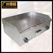 双温控EG-820商用电热扒炉不锈钢手抓饼机器台式电热铁板烧扒炉
