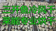 莱能三开鱼烘干机 低温冷风干燥设备 节能环保