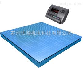 SCS苏州电子地磅,苏州恒锦供应1T/10T电子平台秤